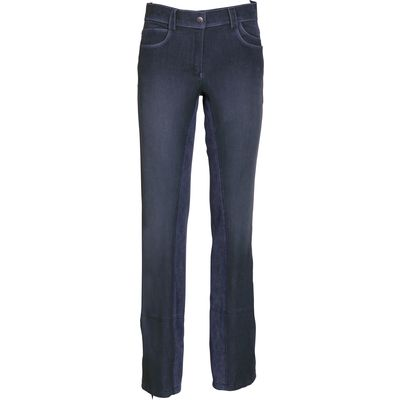 black forest Jeans-Jodhpur-Reithose blue used | 80