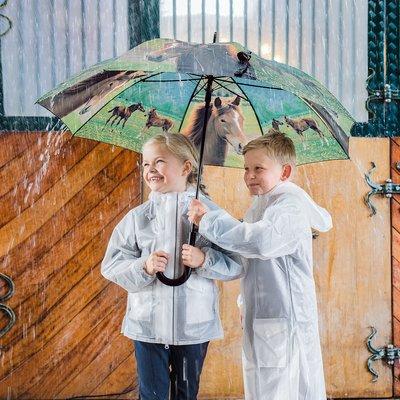 L-SPORTIV Kinder-Regenjacke Rügen