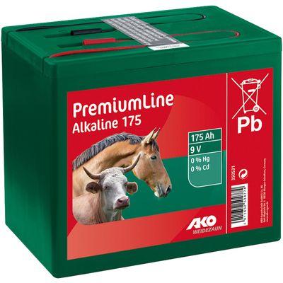 AKO Alkaline-Batterie 9V / 175Ah