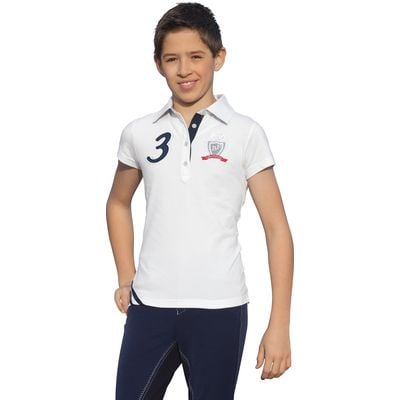 black forest Kinder-Poloshirt Champion
