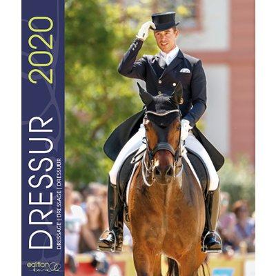 Kalender Dressur - Edition Boiselle 2020