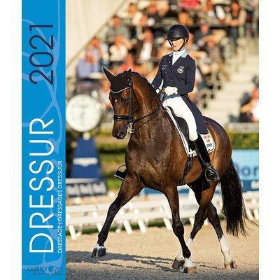 Kalender Dressur - Edition Boiselle 2021