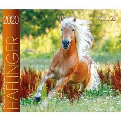 Kalender Haflinger - Edition Boiselle 2020 2020