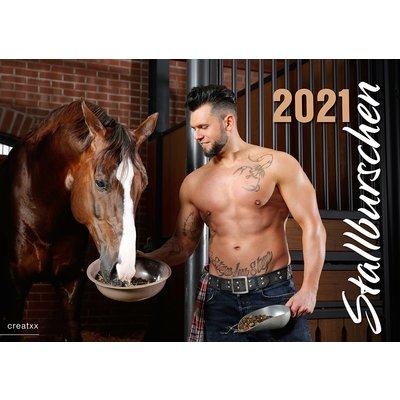 Stallburschen-Kalender 2021