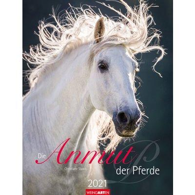Kalender Die Anmut der Pferde 2021