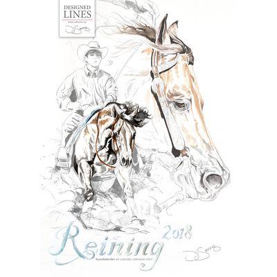 Reining Kunstkalender 2018