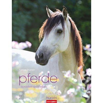 Kalender Pferde - Schönheit und Eleganz 2020
