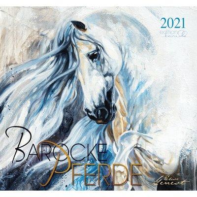 Kalender Barocke Pferde - Edition Boiselle 2021
