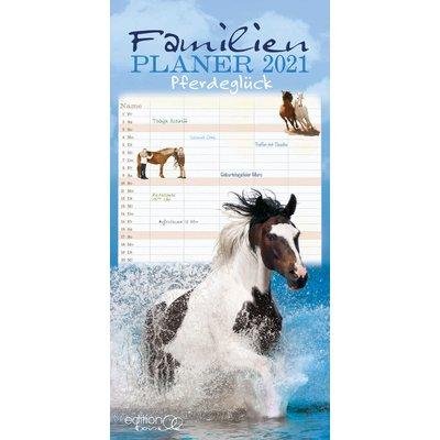 Familienplaner Pferdeglück Boiselle 2021