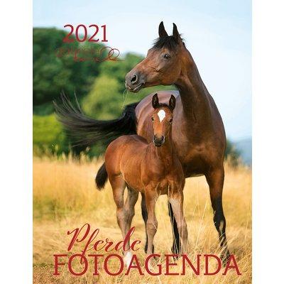 Terminplaner Agenda Pferd 2021