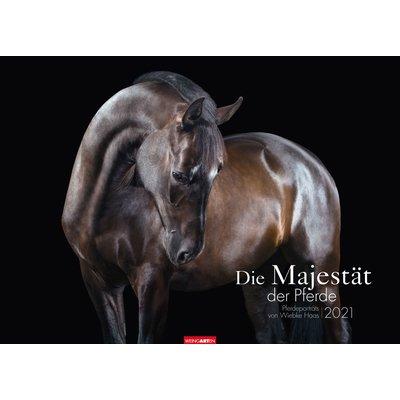 Kalender Die Majestät der Pferde 2021 2021
