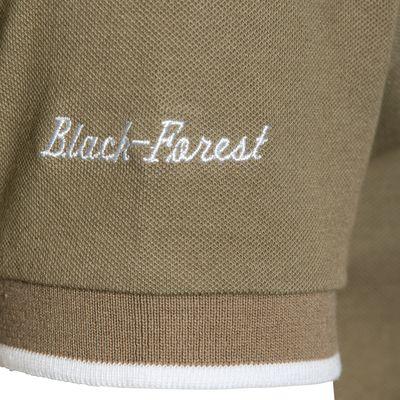 black forest Poloshirt Nika, für Kinder schlamm | 128