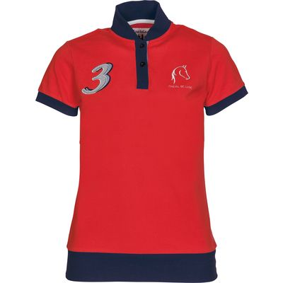 Cheval de Luxe Poloshirt für Damen