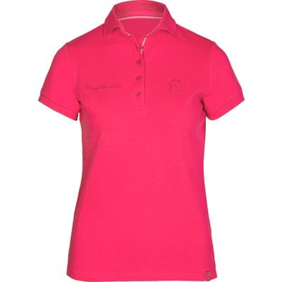 Cheval de Luxe Polo-Shirt Fiene raspberry | S