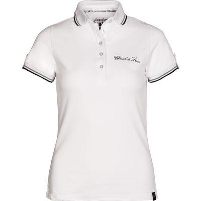 Cheval de Luxe Poloshirt Scara white   XL
