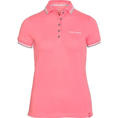 black forest Poloshirt pink lemonade | XXS