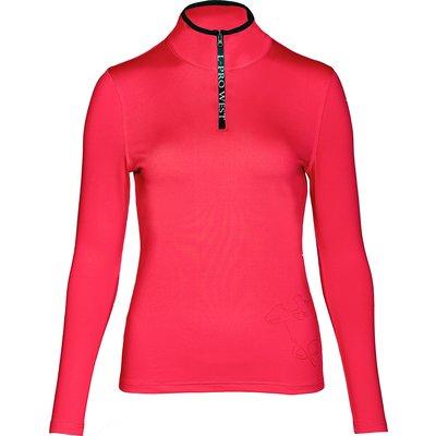 L-pro West Funktionsshirt berry pink | XXL