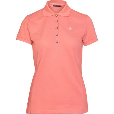 ARIAT Polo-Shirt Prix peach twig | M