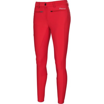 Pikeur Reithose Tessa Grip bright red | 38