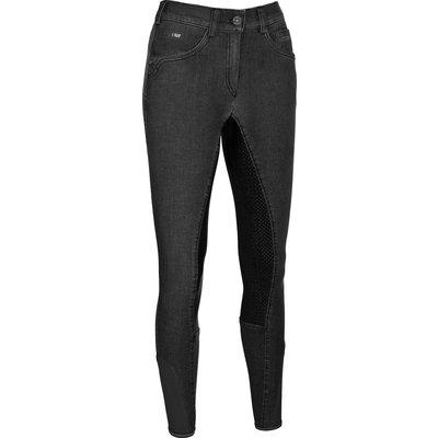 Pikeur New Generation Reithose Darjeen Grip Jeans black | 76
