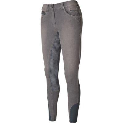 Pikeur New Generation Reithose Darjeen Grip Jeans lightgrey | 44