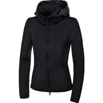 Pikeur Materialmixjacke Isabella black | 40