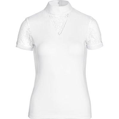 Cheval de Luxe Turniershirt mit Spitze