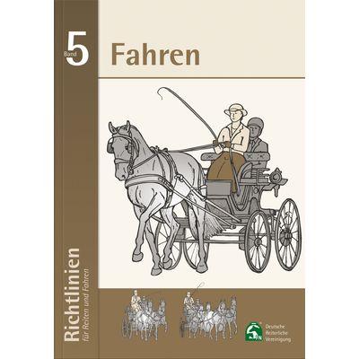 Richtlinien für Reiten und Fahren Band 5, FNverlag