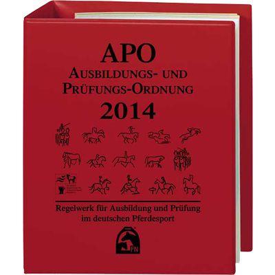 APO Ausbildungs- & Prüfungsordnung 2014, FNverlag