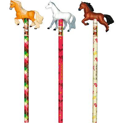 Bleistift Pferdefreunde