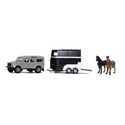 Spielset Pferdetransporter