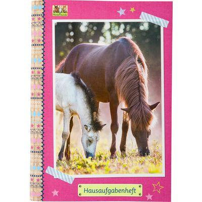 Die Spiegelburg Pferdefreunde Hausaufgabenheft