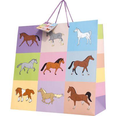 Geschenktüte Pferd