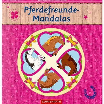 COPPENRATH Pferdefreunde Mandalas