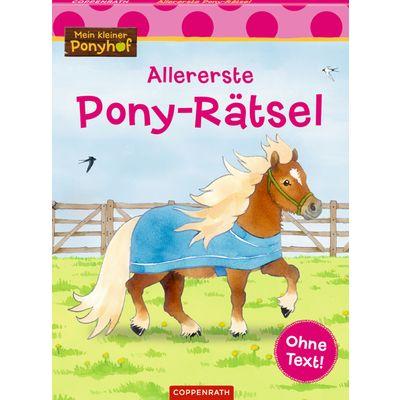 Die Spiegelburg Mein kleiner Ponyhof Pony-Rätsel