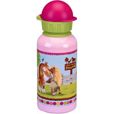 Die Spiegelburg Mein kleiner Ponyhof Alu-Trinkflasche