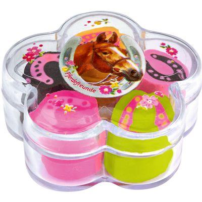 Mini-Radierer Pferdefreunde