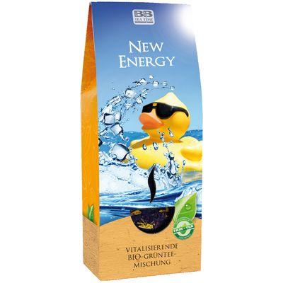 Bio-Grüntee Mischung New Energy