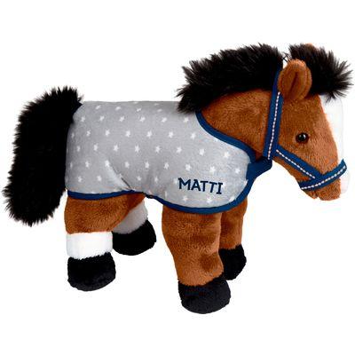 Die Spiegelburg Pferdefreunde Plüschpferd Matti