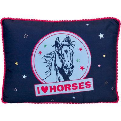 Die Spiegelburg Pferdefreunde Kissen