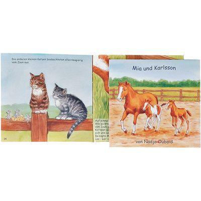 Lesebuch Pferdeleben