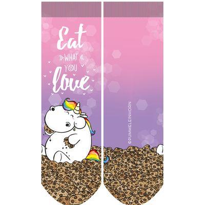 PUMMELEINHORN Socken