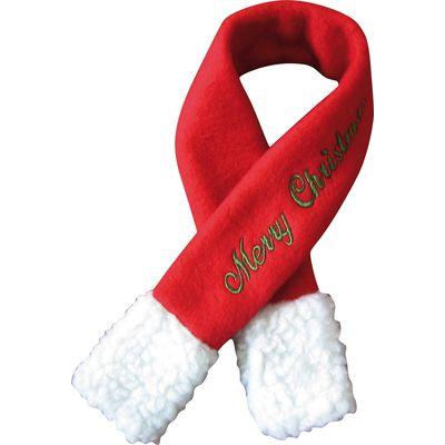 Christmas Schal für Hunde