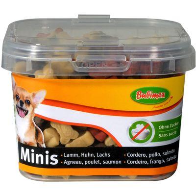 Bubimex Minis mit Lamm, Huhn und Lachs