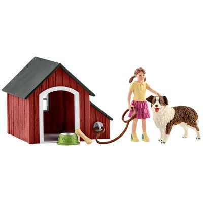 Schleich Hundehütte-Set