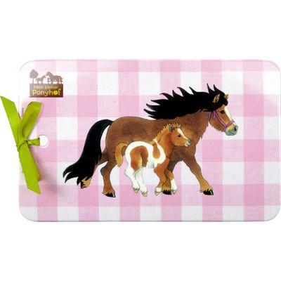 Die Spiegelburg Mein kleiner Ponyhof Frühstücksbrettchen