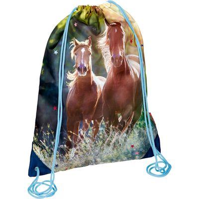 Die Spiegelburg Pferdefreunde Turnbeutel I love horses