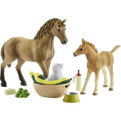 Schleich Horse Club Tierbaby-Pflege