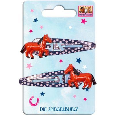 Die Spiegelburg Pferdefreunde Haarclips