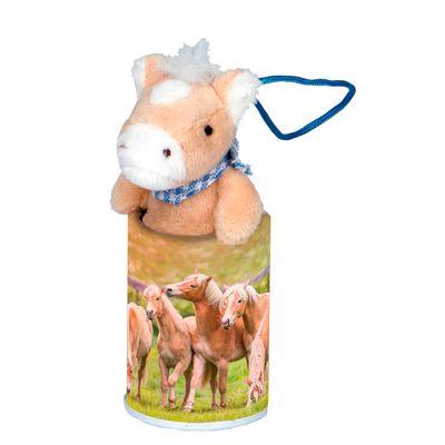 Die Spiegelburg Pferde-Anhänger im Döschen